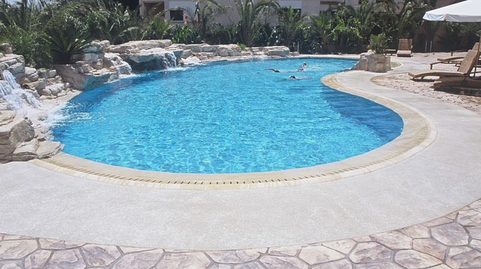 Water fountains masters - Aqua Masters Private Pools