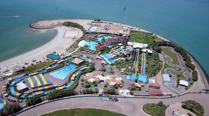 Kuwait Water Park