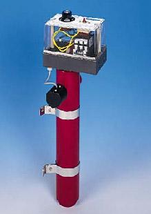 Automatic control electric heating system temperature thesis water